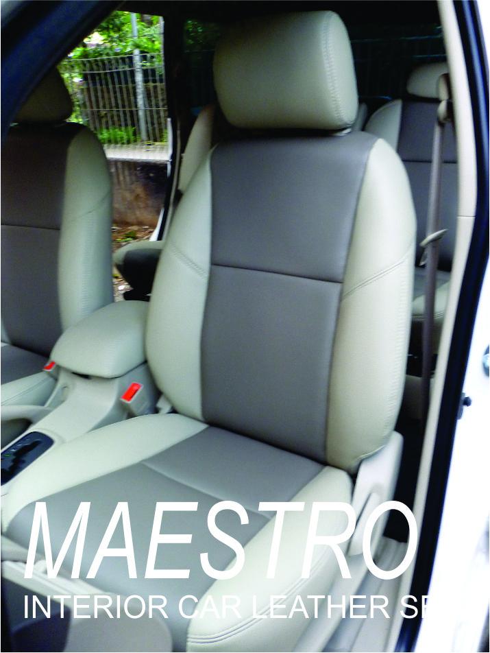 Modifikasi Jok Mobil Grand New Innova 2012 Dengan MBTech