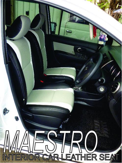 Modifikasi Interior Nissan Livina X Gear Jok Mobil Bahan