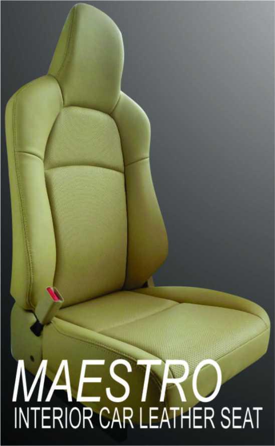 Sarung jok mobil paten Honda Brio, modifikasi interior dengan bahan ...