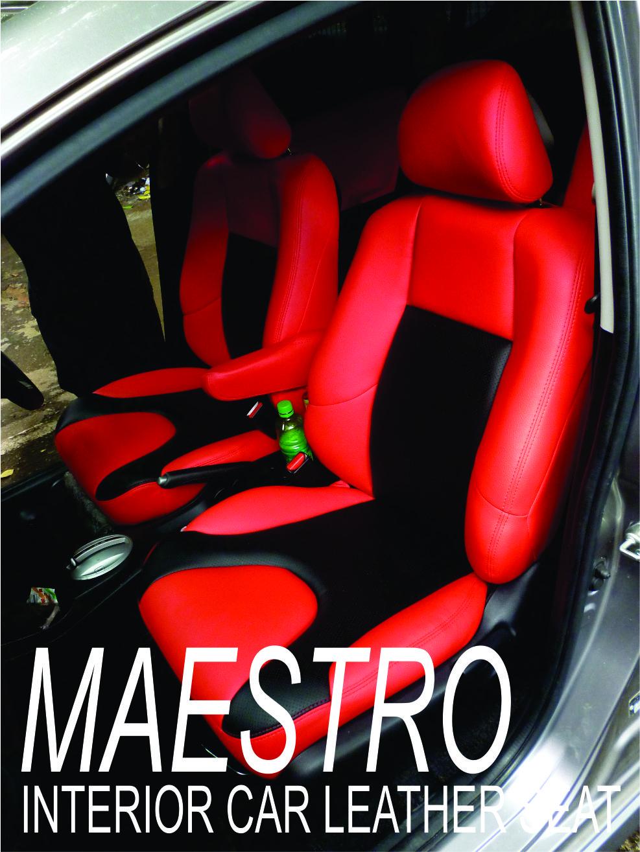 Tampilan Interior Honda Jazz RS Bahan MBTech Kombinasi Dua