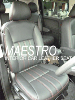 sarung jok honda freed warna hitam