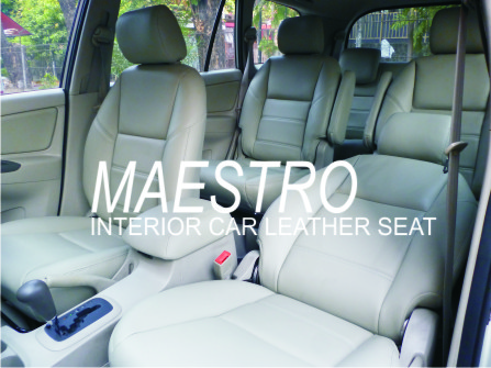 INNOVA CAPTAIN SEAT TIPR V LUXURY