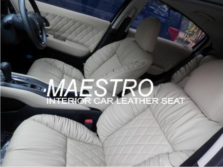 maestro interior car leather specialist maestro laman 8. Black Bedroom Furniture Sets. Home Design Ideas